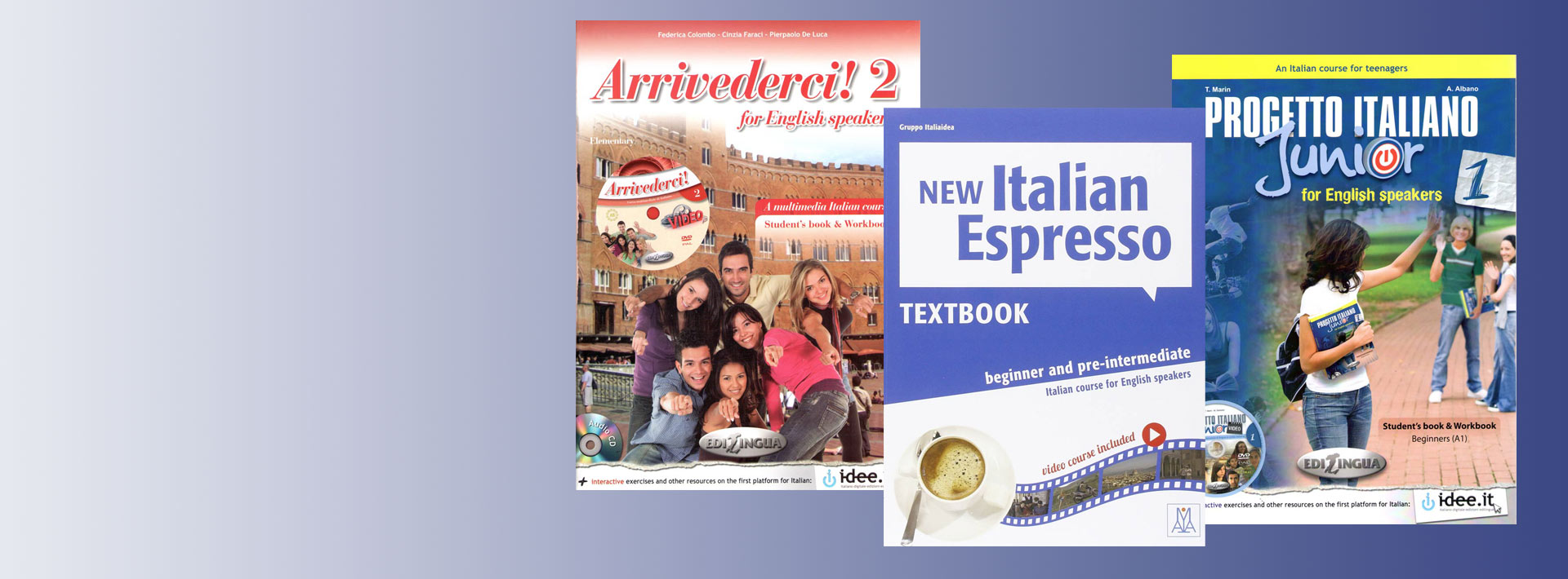Learn Italian Delta Publishing
