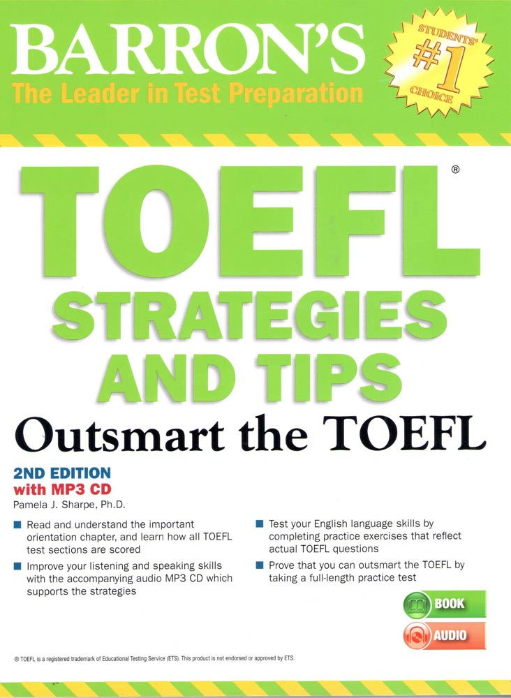 TOEFL STRATEGIES AND TIPS