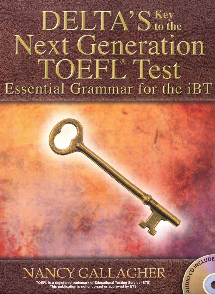 ESSENTIAL GRAMMAR FOR THE iBT
