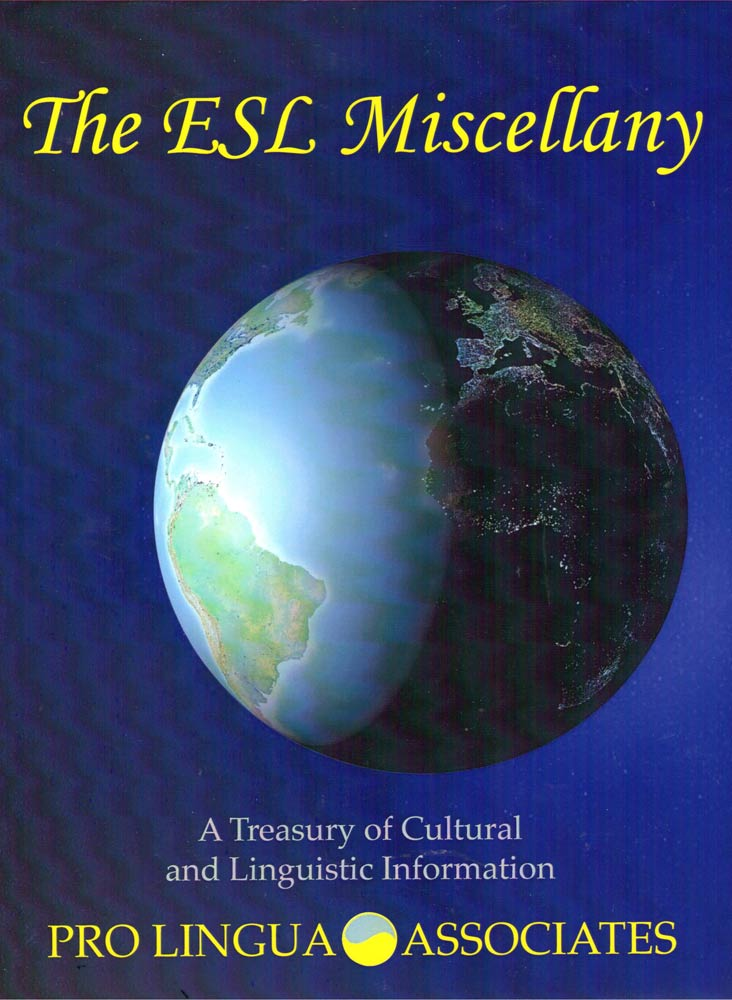 THE ESL MISCELLANY