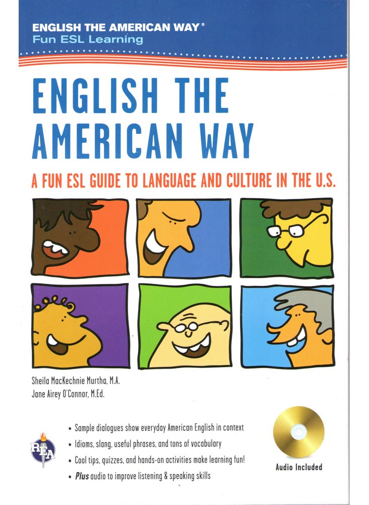 ENGLISH THE AMERICAN WAY SERIES