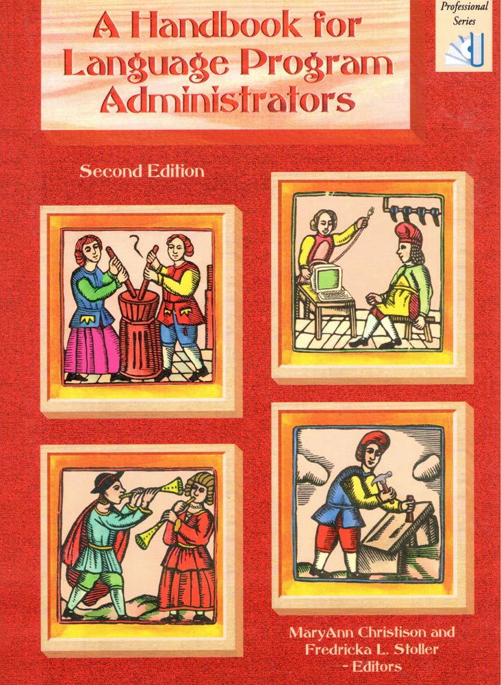 HANDBOOK FOR LANGUAGE PROGRAM ADMINISTRATORS