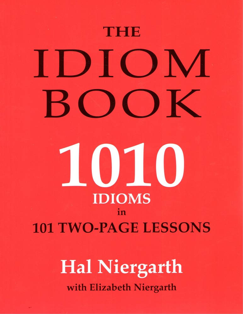 THE IDIOM BOOK