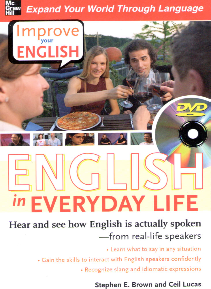 IMPROVE YOUR ENGLISH IN EVERYDAY LIFE