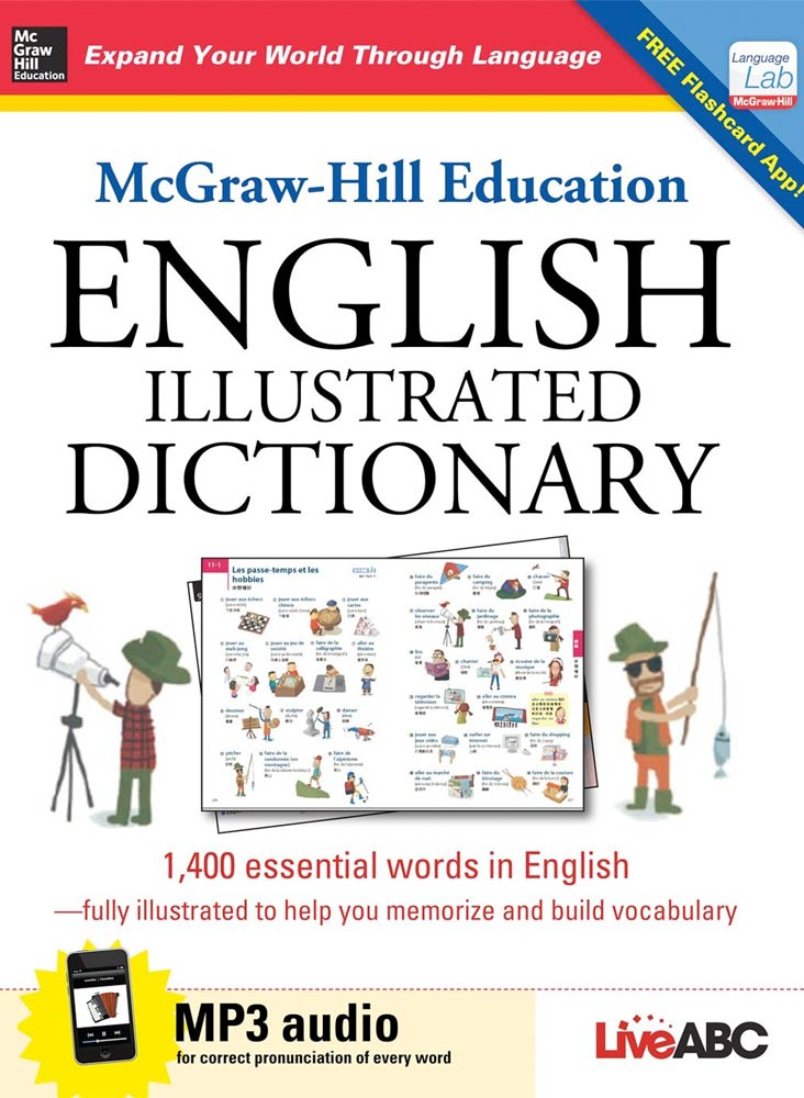 MCGRAW-HILL EDUCATION: ENGLISH ILLUSTRATED DICTIONARY