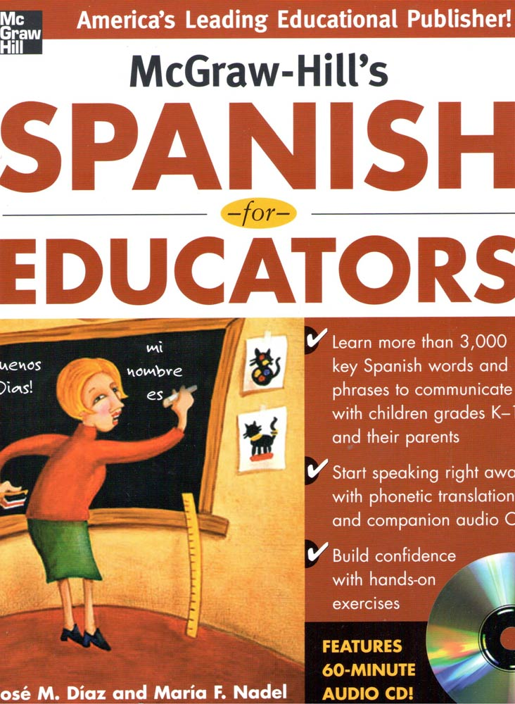 MCGRAW-HILL'S SPANISH FOR EDUCATORS