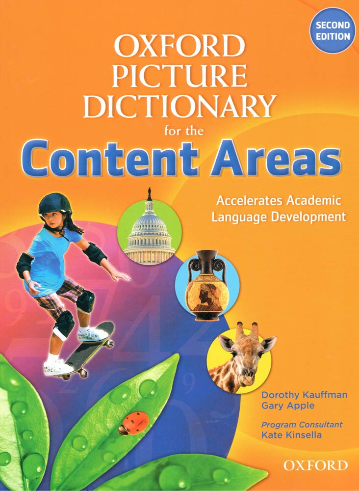 THE OXFORD PICTURE DICTIONARY FOR THE CONTENT AREAS PROGRAM