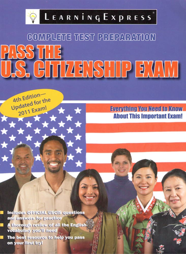 PASS THE US CITIZENSHIP EXAM
