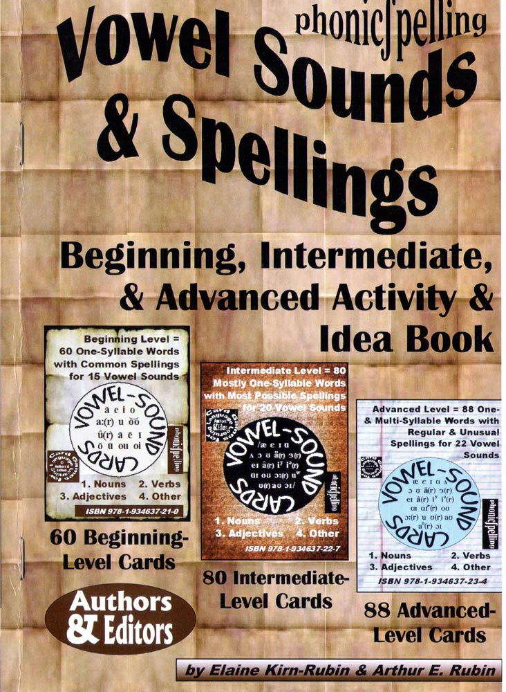 PHONICSPELLING VOWEL SOUNDS & SPELLINGS