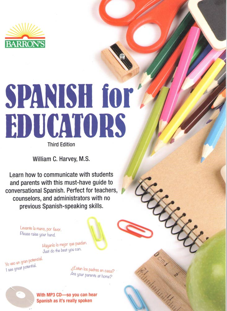 SPANISH FOR EDUCATORS