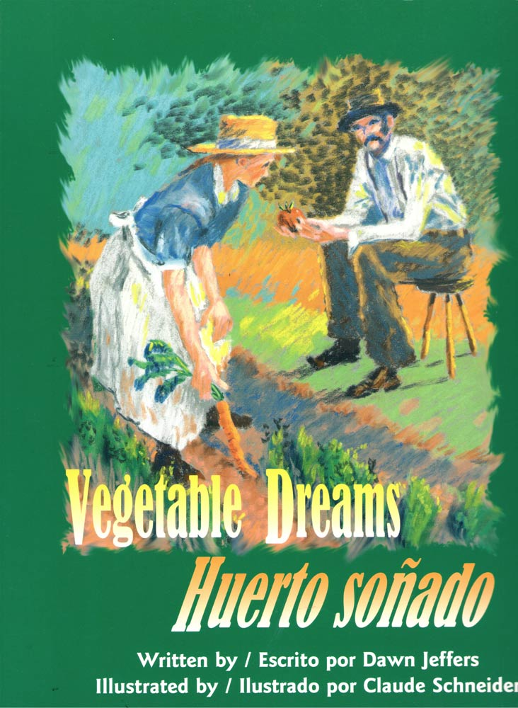 VEGETABLE DREAMS<br> HUERTO SOÑADO